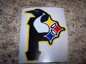 PITTSBURGH PENGUINS PIRATES STEELERS VINYL DECAL STICKER