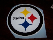PITTSBURGH STEELERS VINYL DECAL STICKER CHOOSE SIZE