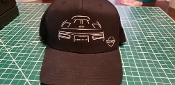 CORVETTE C4 FLEX  FIT HAT WITH 1991-1996 LOGO
