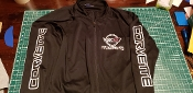 CORVETTE C4 DRI FIT JACKET W/ SCRIPT ON SLEEVES, FRONT & BACK